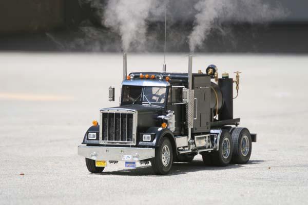 steam hauler