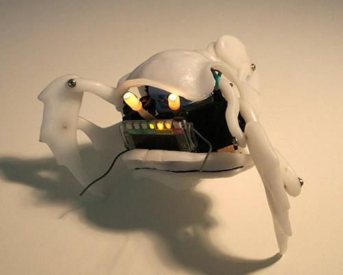 来自CrabFu的小机器生物 - Marsnow - snowImage